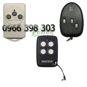 khóa điều khiển cửa điện tự động proteco