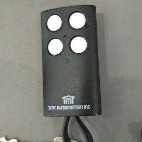 cắt khóa remote cổng tự động tmt automation